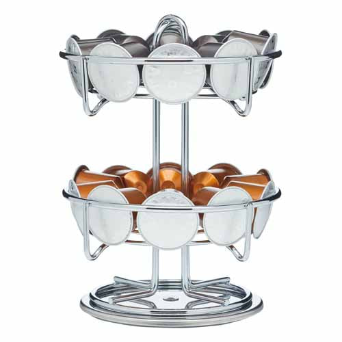 Nespresso Coffee Pod Holder (for 20 capsules)