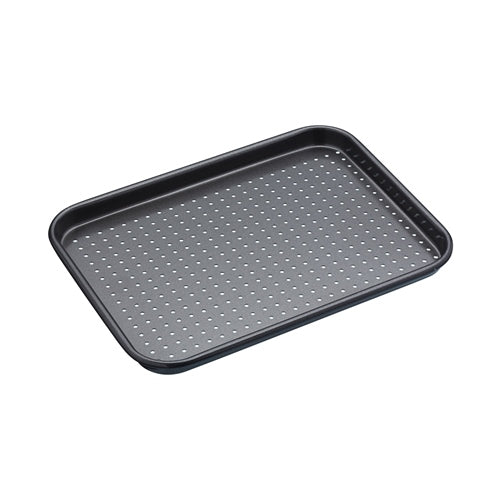 "Master Class Crusty Bake Non-Stick Baking Tray, 24cm x 18cm/9.5"" x 7"""