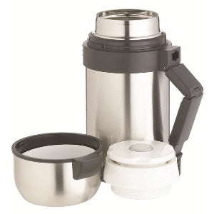 Stainless Steel Vacuum Soup and Food Flask