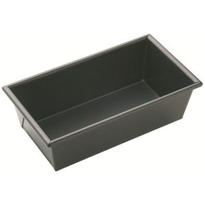"Masterclass Box Sided Loaf Pan, Non-Stick, 2lb, 21cm x 11cm/8"" x 4"""