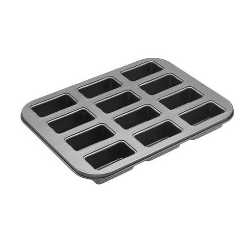 Masterclass Non-Stick 12 Hole Mini Loaf Pan