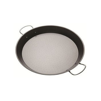 World of Flavours Meditteranean Non-Stick Paella Pan, 32cm/13""
