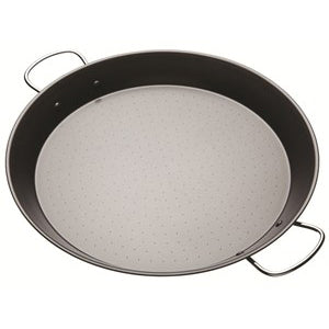 World of Flavours Mediterranean Non-Stick Paella Pan 46cm/18""