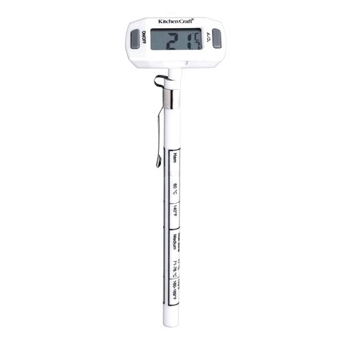Kitchencraft Digital Probe Meat Thermometer