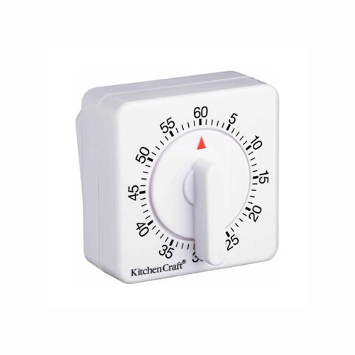 Mechanical 1 Hour Kitchen Timer