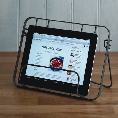 Living Nostalgia Wire Cookbook Stand