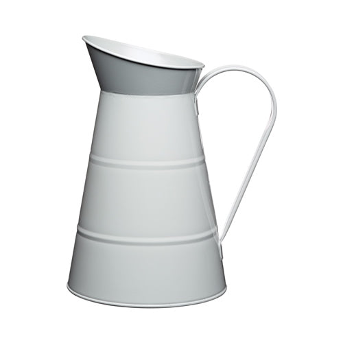 Living Nostalgia Water Jug, 2.3L, French Grey