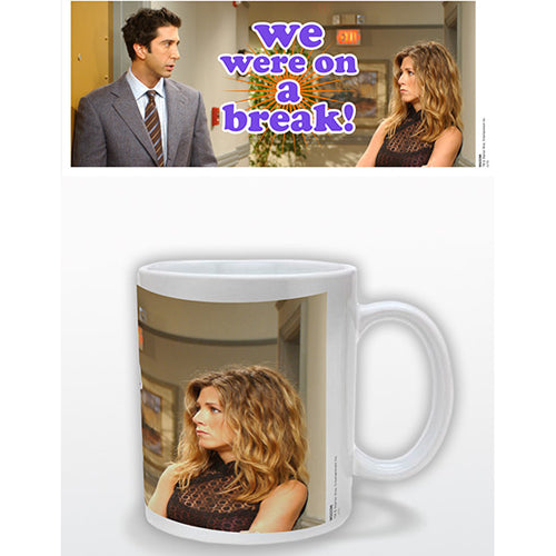 Friends (We Were On A Break!) Mug