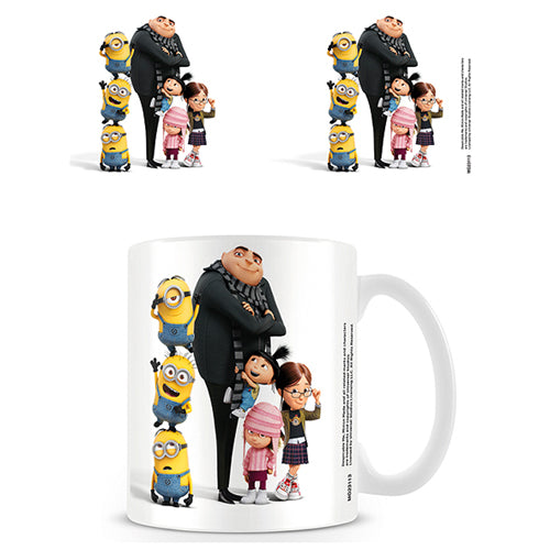 Despicable Me (with Gru) Mug