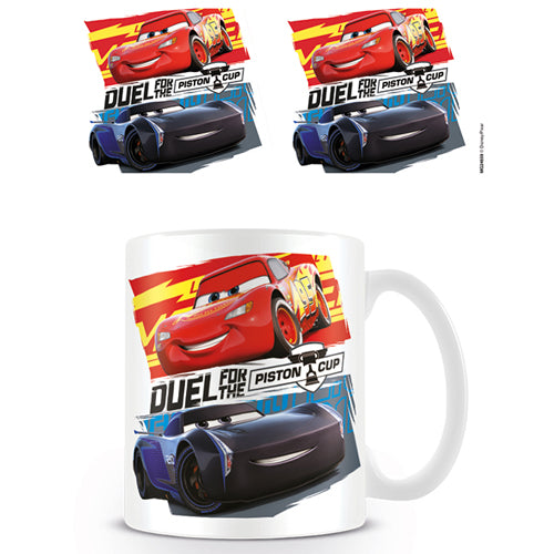 Cars 3 (Duel For The Piston Cup) Mug