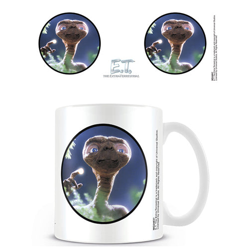 ET (Glowing) Mug