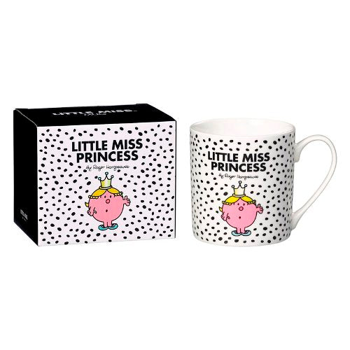 'Little Miss Princess' Ceramic Mug