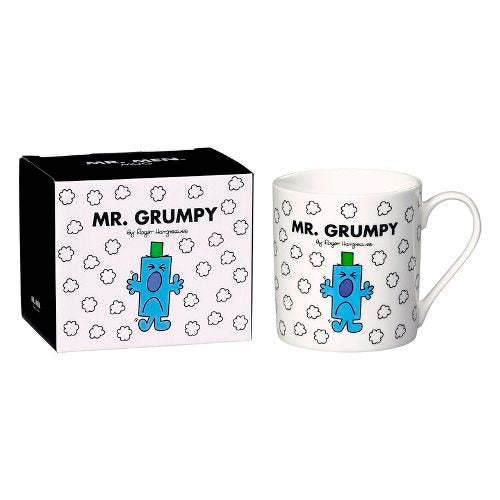 'Mr Grumpy' Ceramic Mug