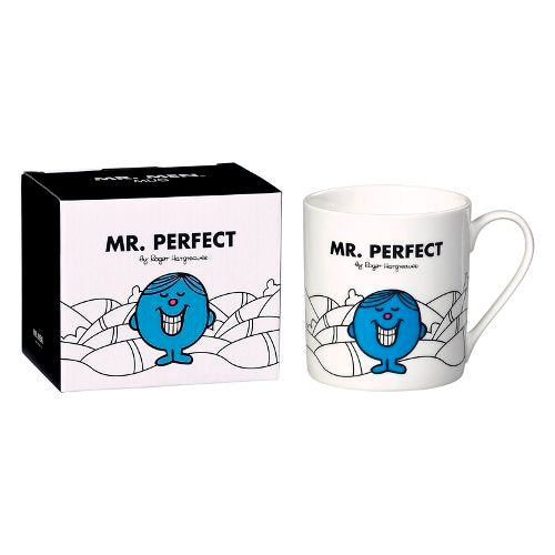 'Mr Perfect' Ceramic Mug