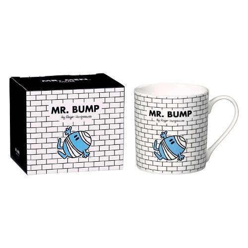 'Mr Bump' Ceramic Mug