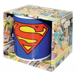Superman 'S' Logo Mug