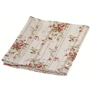 Walton & Co Rose Cottage Tablecloth, 130cm x 180cm