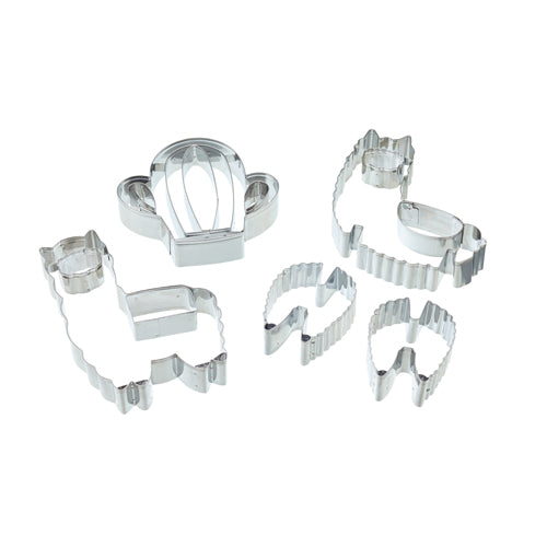 3D Standing Llama Cookie Cutter Set