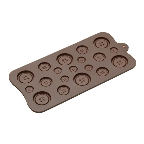 Silicone Chocolate Button Mould