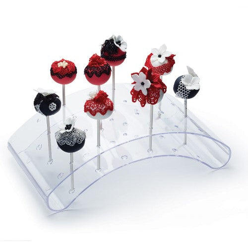 Acrylic Cake Pop Stand For 24 Cake Pops