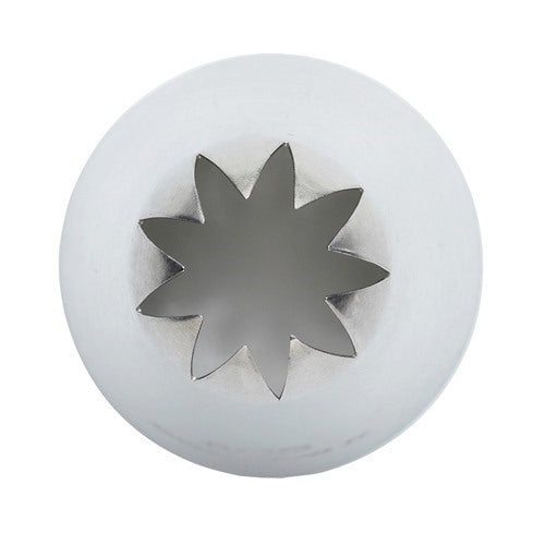 Closed Star Icing Nozzle, Large