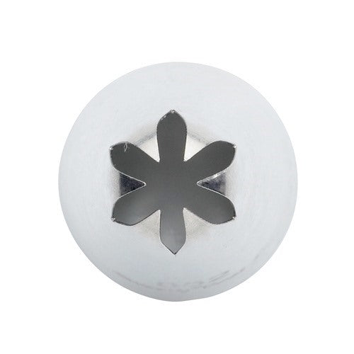 Closed Star Icing Nozzle, Medium