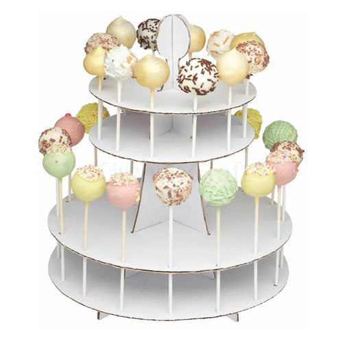 Cake Pop Decorating Stand