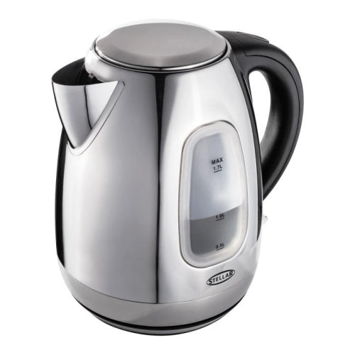 Stellar Stainless Steel Electric Kettle