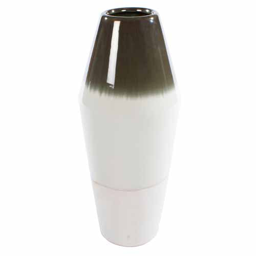 PARMA CERAMIC VASE 41CM**DUE MARCH**