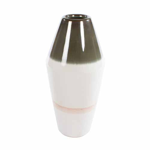 PARMA CERAMIC VASE 31CM**DUE MARCH**