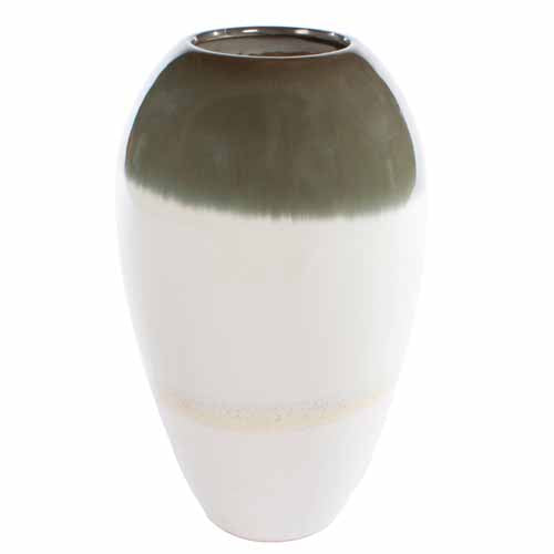 CAPRI CERAMIC VASE, 41CM**DUE MARCH**
