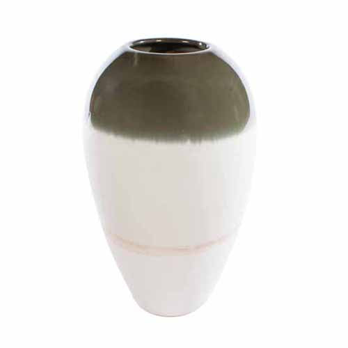 CAPRI CERAMIC VASE, 33CM**DUE MARCH**