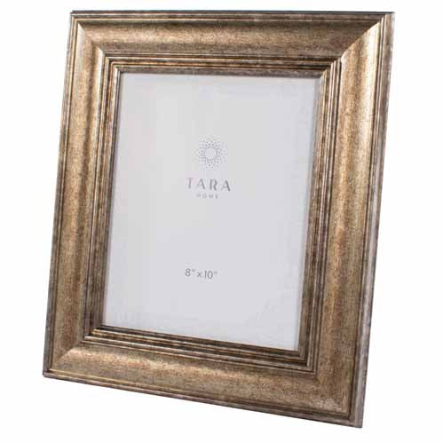 "Leo Photo Frame, 8"" x 10"", Vintage Gold**DUE SOON**"