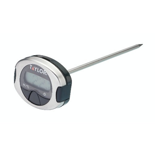 Taylor Pro Stainless Steel Digital Pocket Thermometer