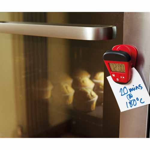 Taylor Pro Magnetic Kitchen Clip Digital Timer