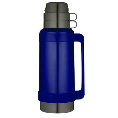 Thermos Mondial Flask, 1.8l, Blue