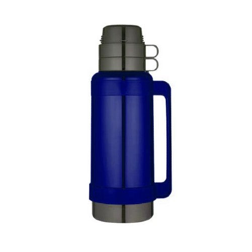 Thermos Mondial Flask, 1l, Blue