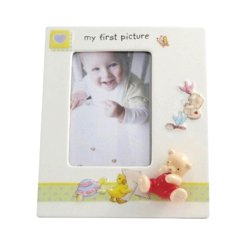 Aynsley China My First Photo Frame