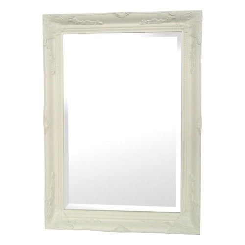 Cambridge Mirror, 60cm x 90cm Cream