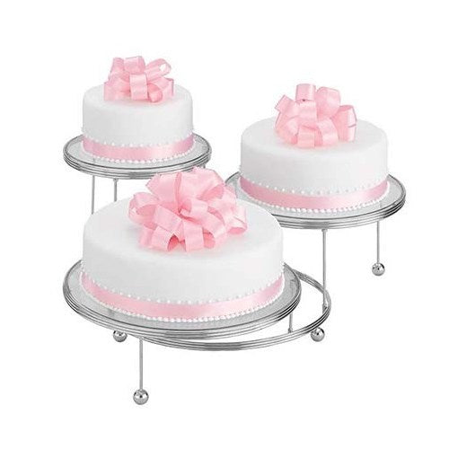 Cakes 'n' More 3 Tier Cake Stand