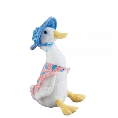Beatrix Potter Jemima Puddle-Duck Soft Toy, Large