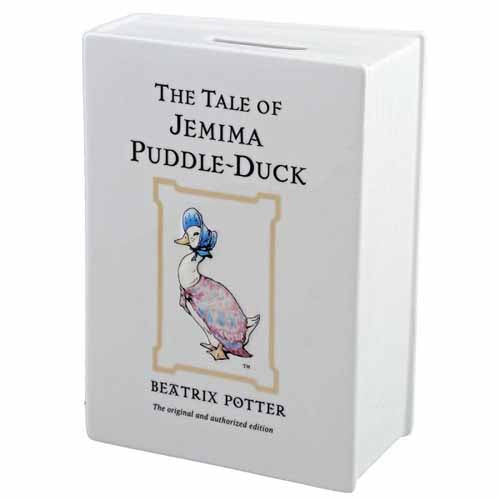 The Tale Of Jemima Puddle-Duck Money Bank
