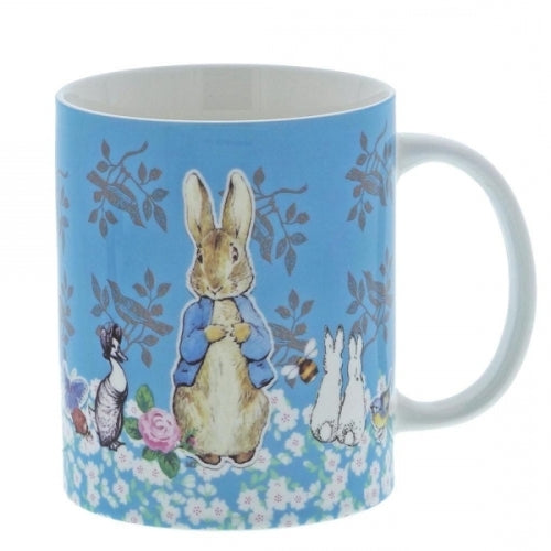 Beatrix Potter Peter Rabbit Mug