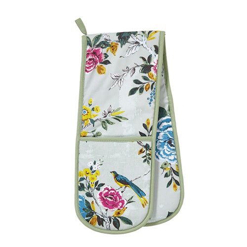 'Aviary' Double Oven Glove
