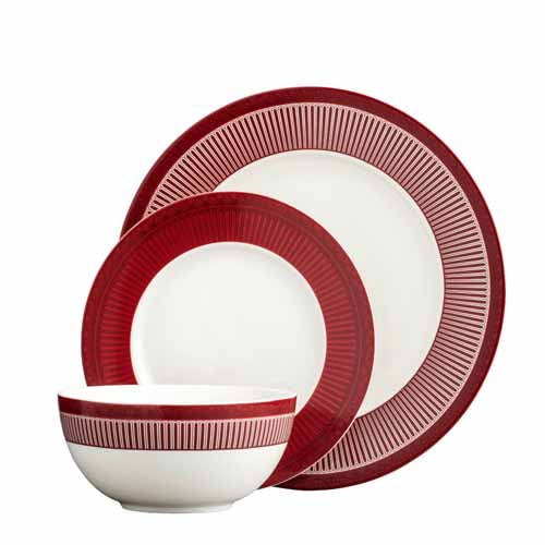 Aynsley Fortuna 12 Piece Dinner Set