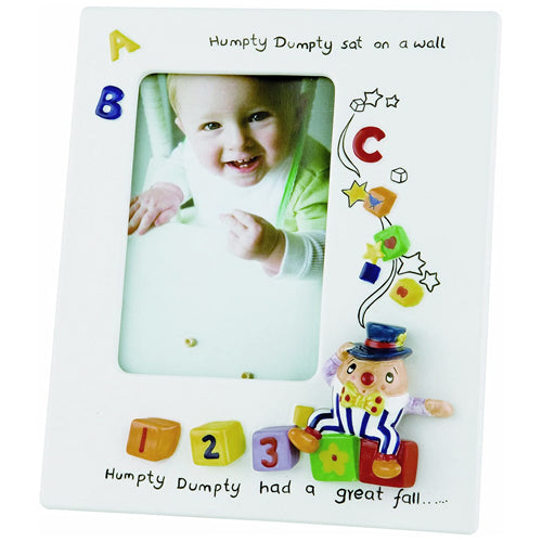 Aynsley Humpty Dumpty Photo Frame