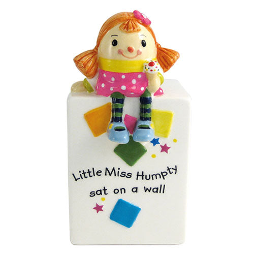 Aynsley Little Miss Humpty Money Box