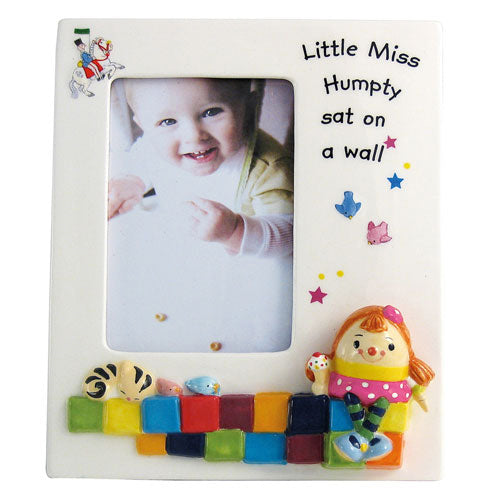 Aynsley Little Miss Humpty Photo Frame