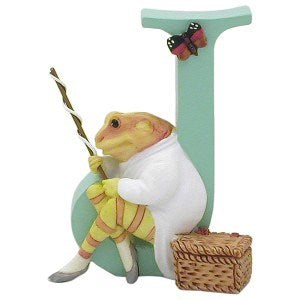 "Beatrix Potter ""J""**CURRENTLY OUT OF STOCK**"