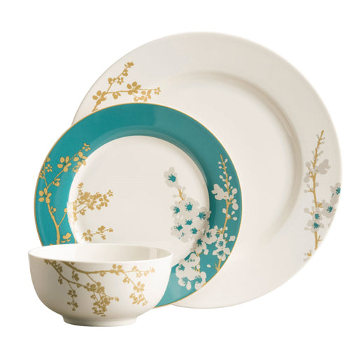 Belleek Living Bellevue 12 Piece Dinner Set